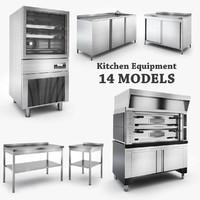 Wall Oven 3D models