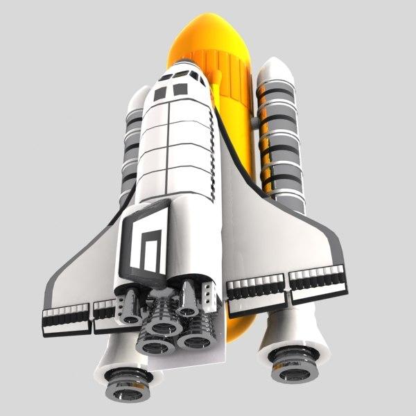 space shuttle comic - photo #24