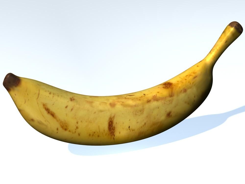 Banana  3D model by Andreas Piel.jpg