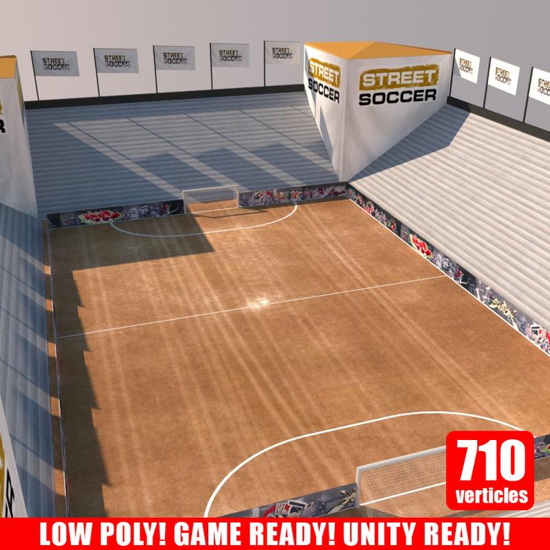 Street Soccer Court 4