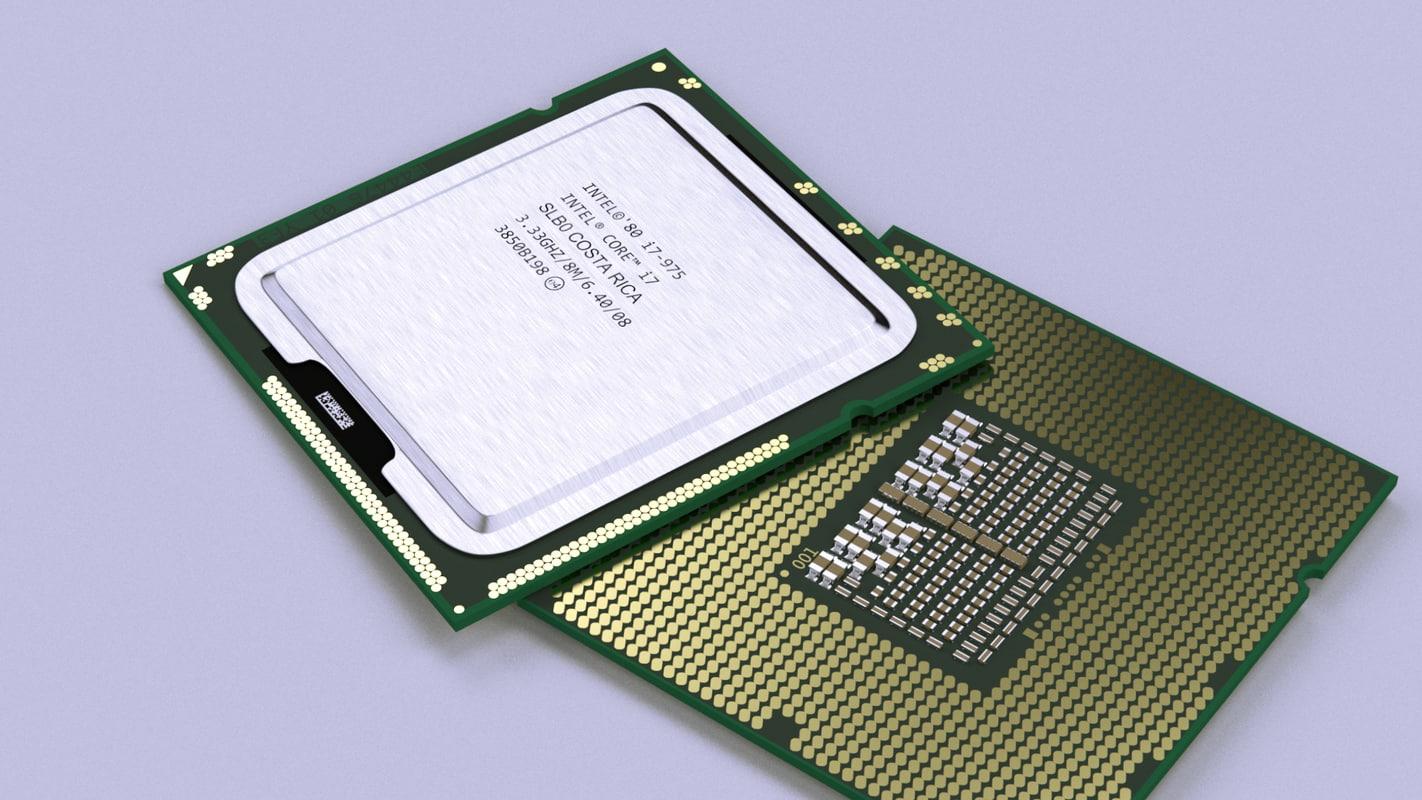 Intel Core i7-975