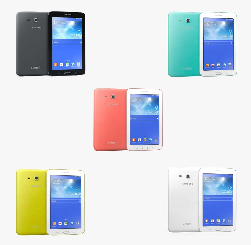 Samsung Galaxy Tab 3 Lite 7.0 3G All Colors