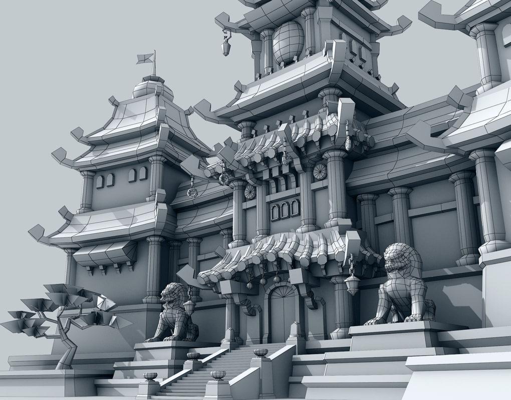 fantasy_castle_rendering_detail_wireframe.jpg