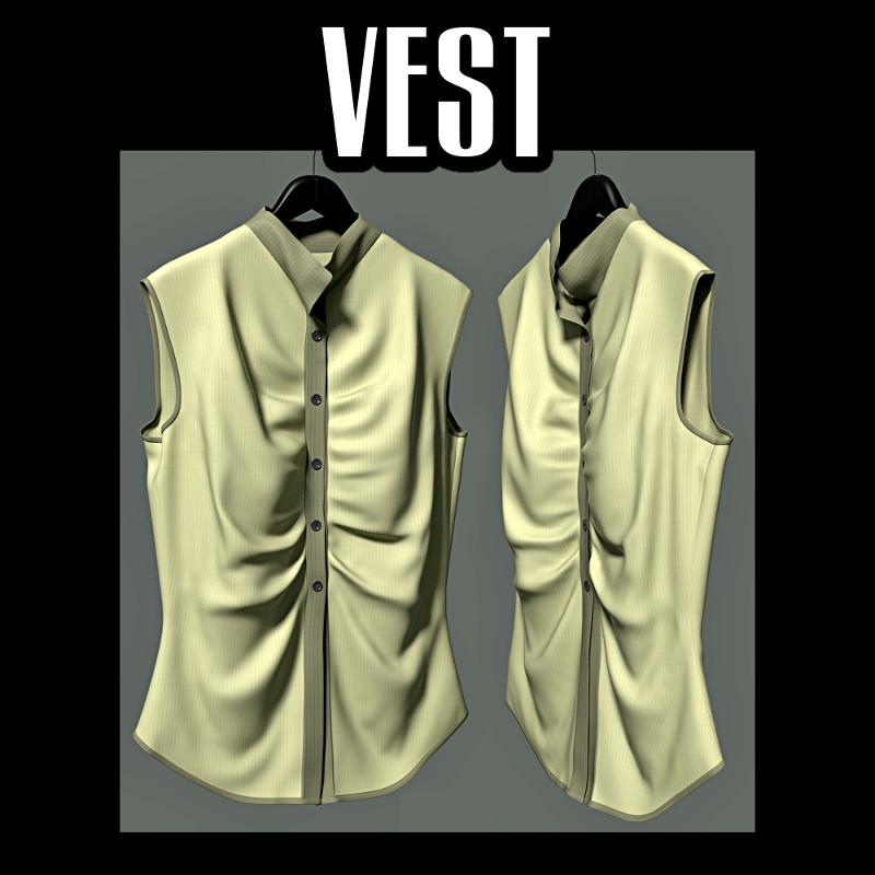 Woman's vest 03-1