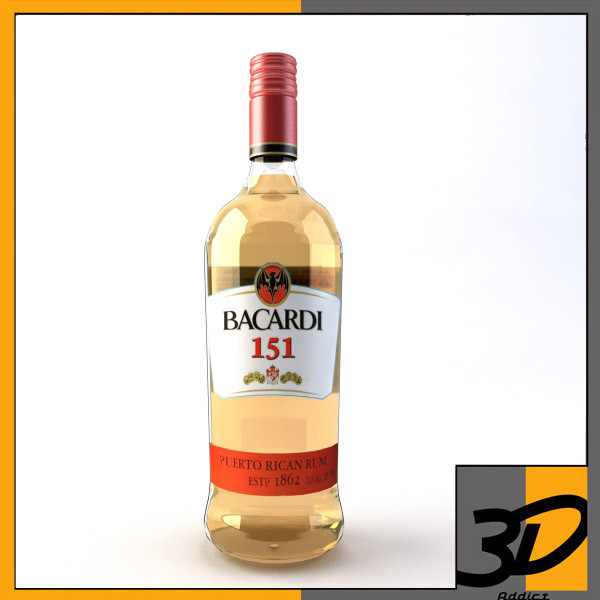 how to drink bacardi 151
