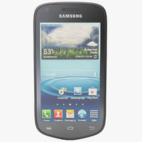 Samsung Galaxy Reverb 3D models