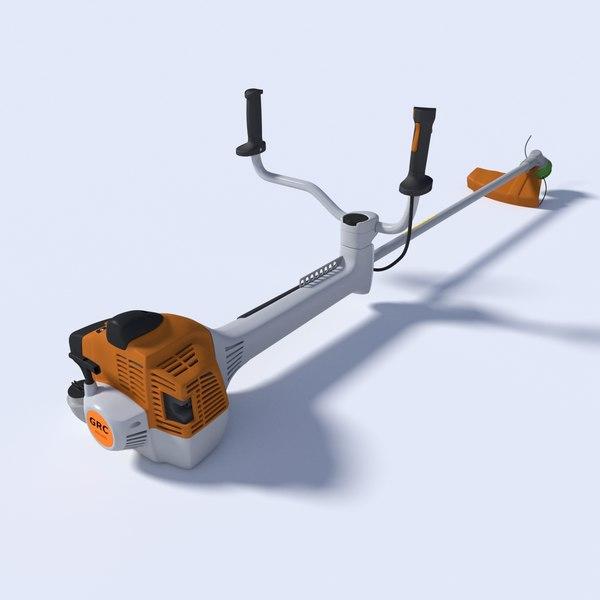 brush cutter/ trimmer 3D Models