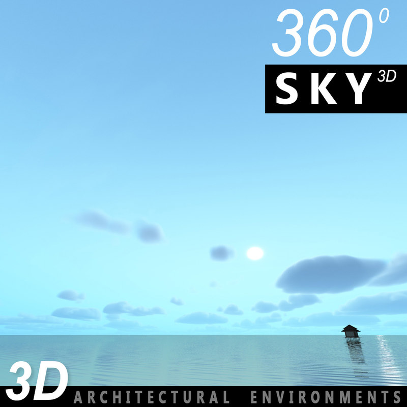 Sky 3D Day 097
