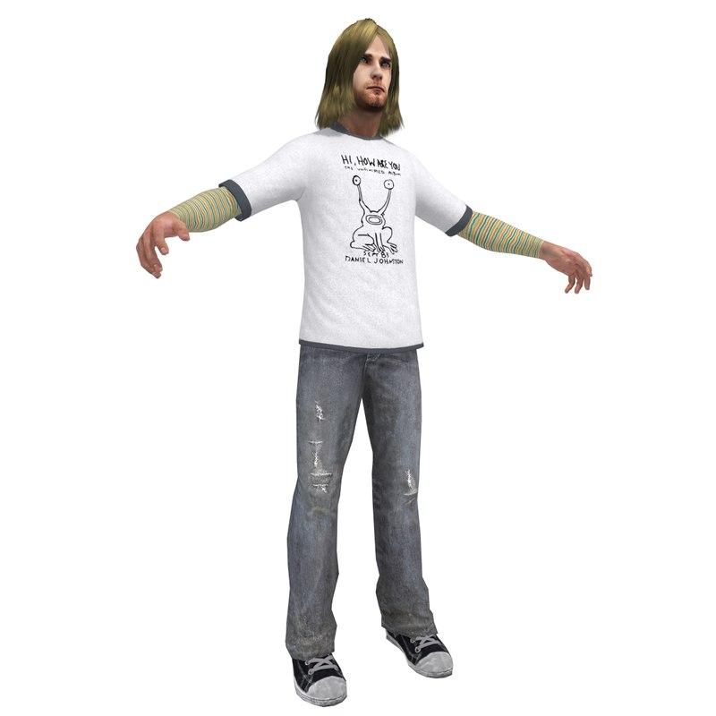 Kurt Cobain V2