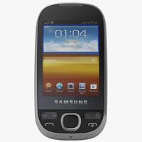 Samsung Galaxy 5 3D models