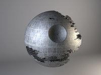 death star 3D models