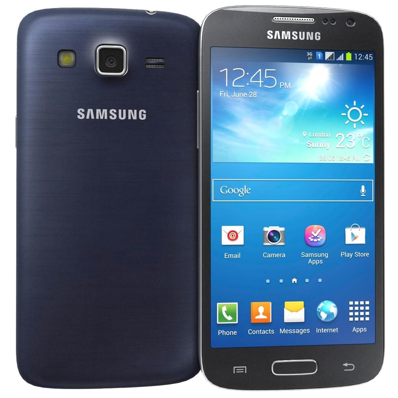 Samsung G3812B Galaxy S3 Slim Blue