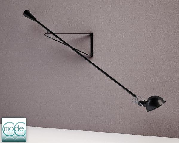 lamp 265 FLOS 3D Models