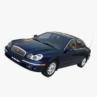 Sonata 3D models