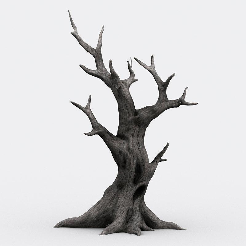 Dead Tree 3d Max