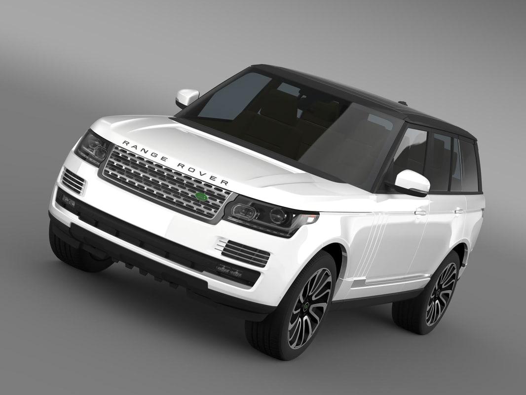 Range Rover Autobiography V8 L405
