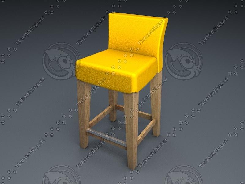 HENRIKSDAL Bar stool IKEA.jpg