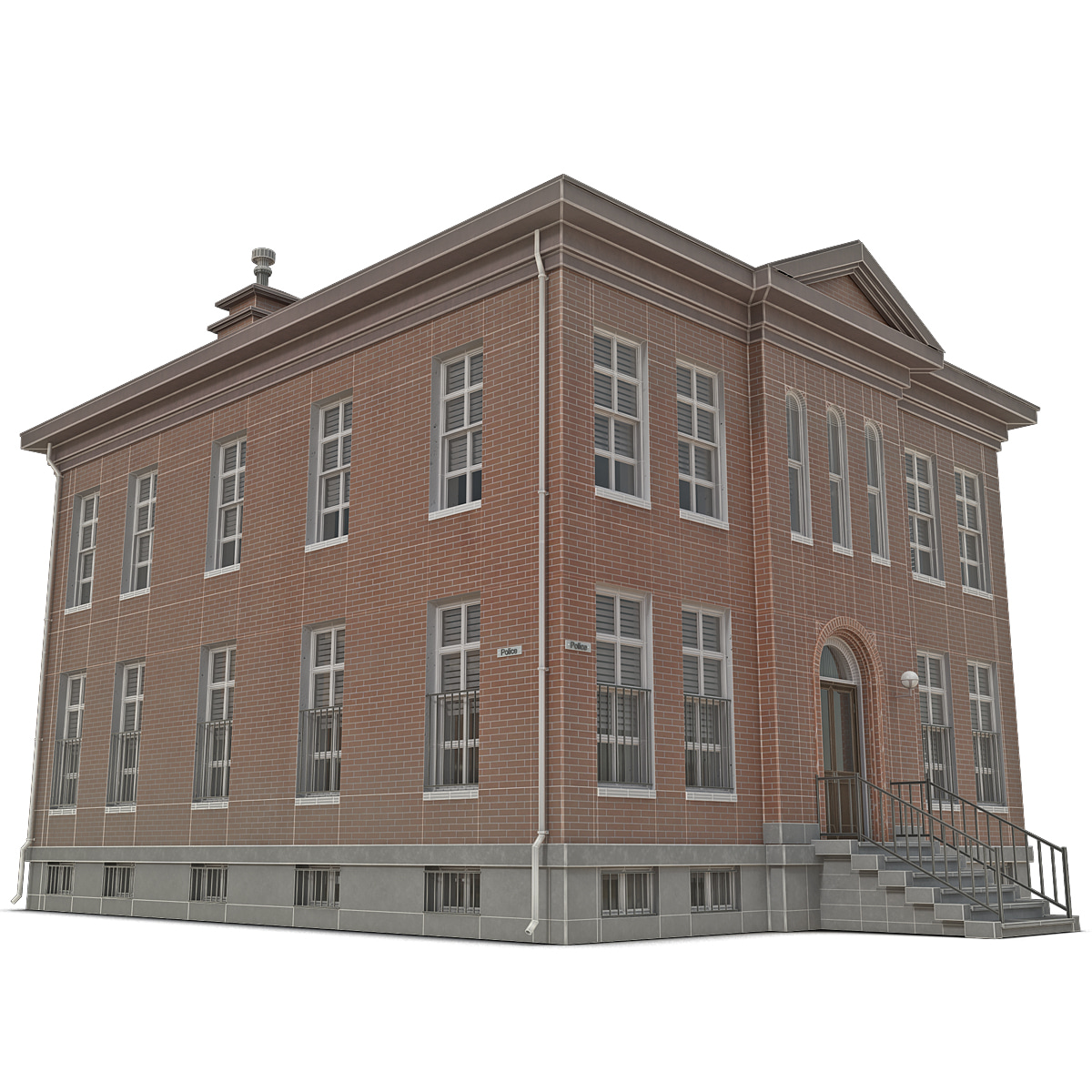 Police Station Building Related Keywords & Suggestions - Police ...