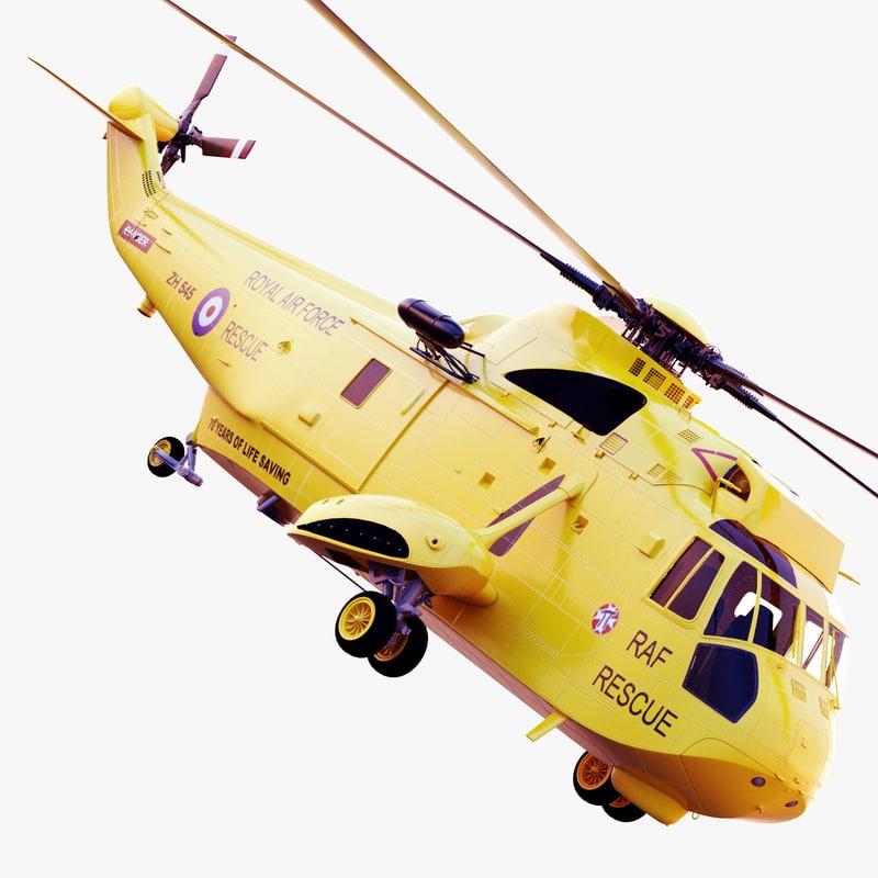 Sikorsky HAR3A Sea King