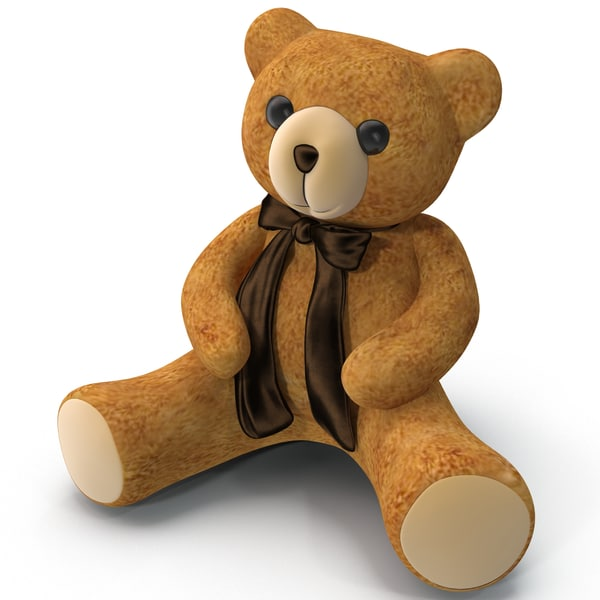 Teddy Bear 3D Models