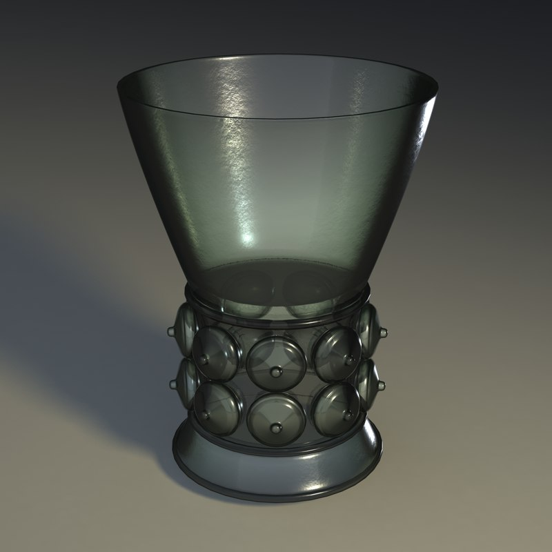 Glass Chalice