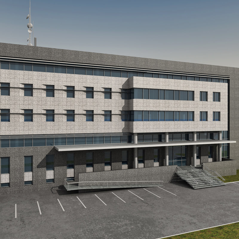 Modern Building 048
