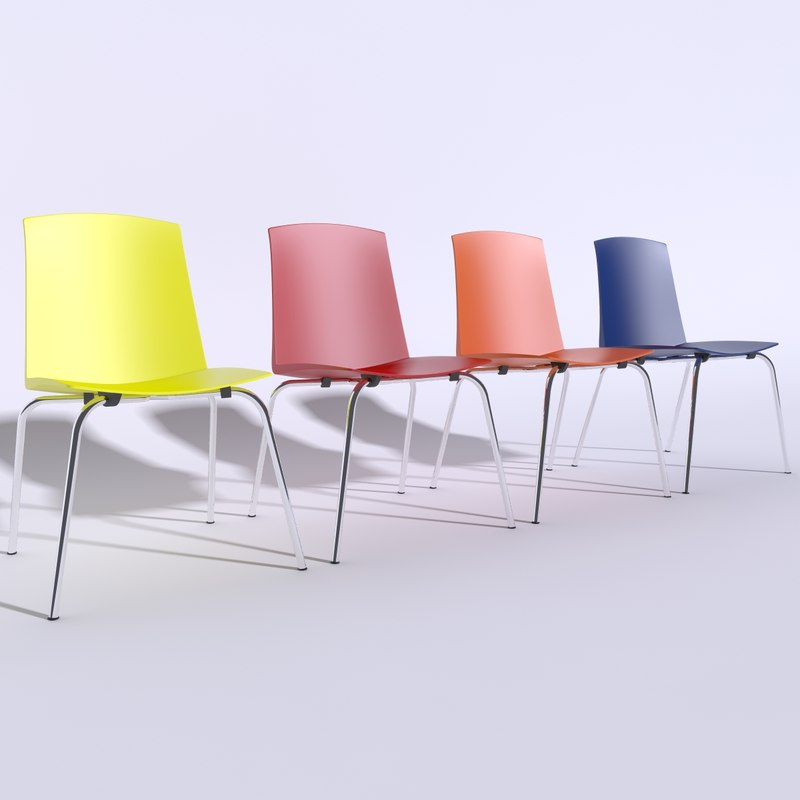Chair Plastic Pully