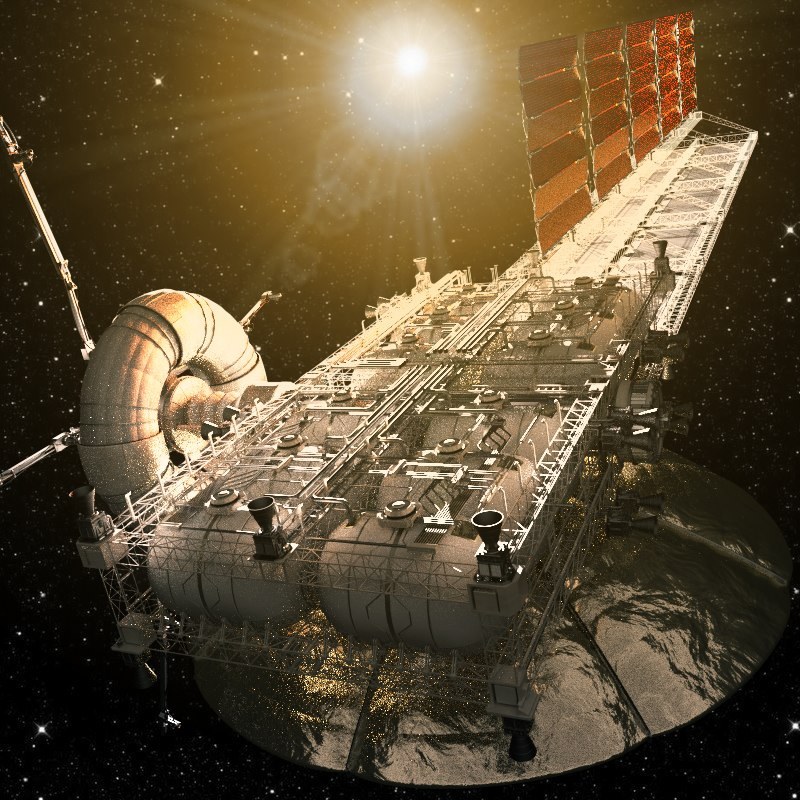 asteroid mining in space - photo #18