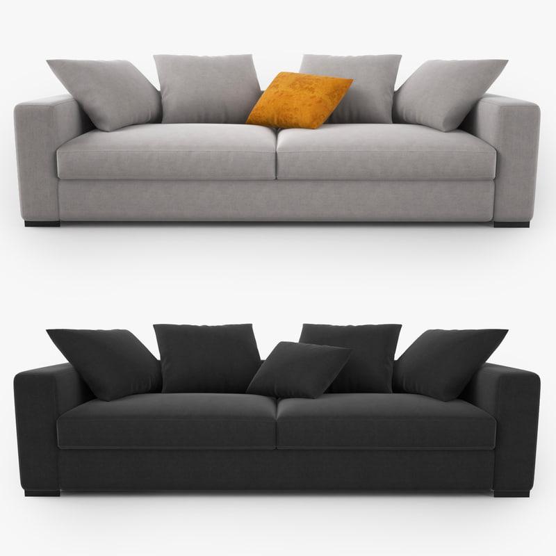 3d cenova sofa ge52. Black Bedroom Furniture Sets. Home Design Ideas