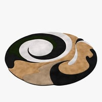 Throw Rug 3D models