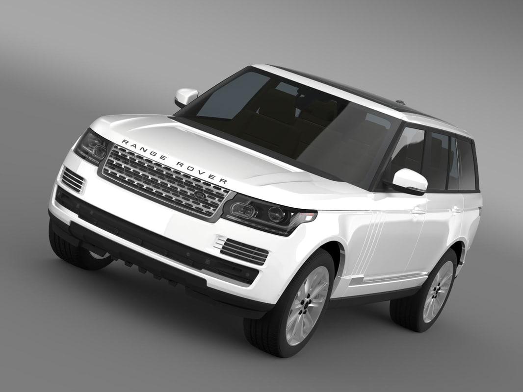 Range Rover Vogue TDV6 L405