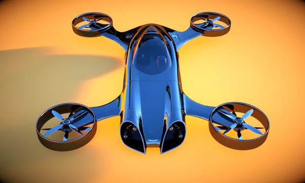 T-Quattron 3D Models