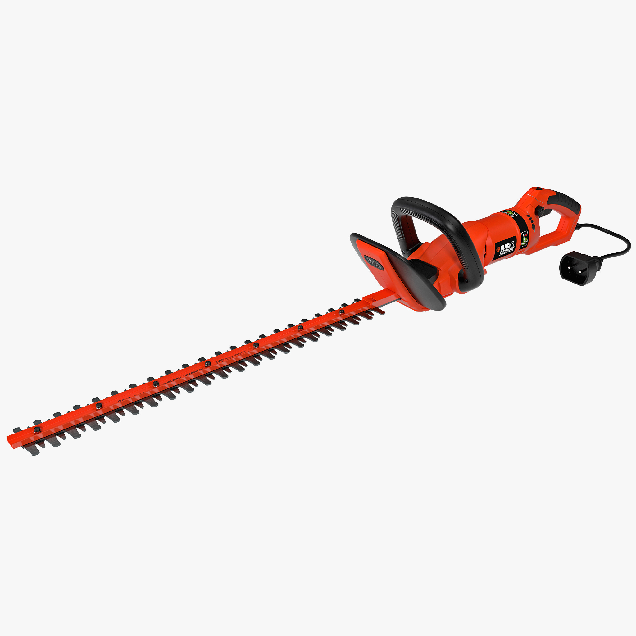 Hedge Trimmer Black and Decker HH2455