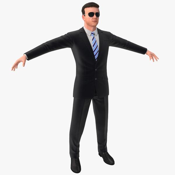 Spy Version 2 3D Models