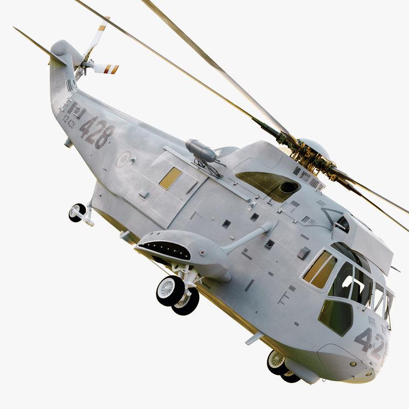 Sikorsky CH-124A Sea King
