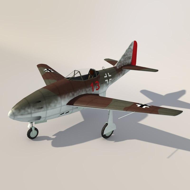 Messerschmitt ME 1092/5