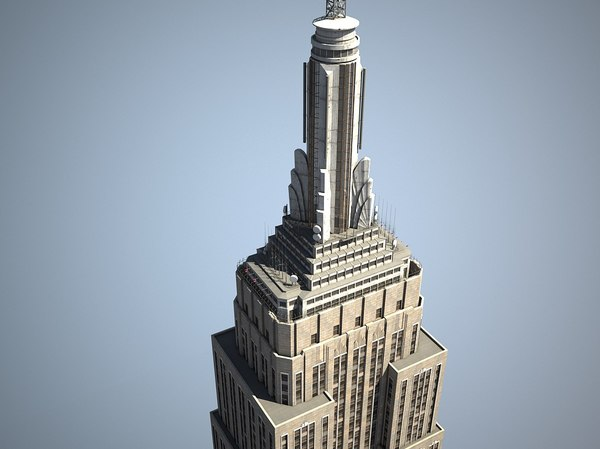 Empire State Building 3D Models