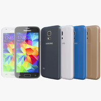 samsung galaxy s5 3d models