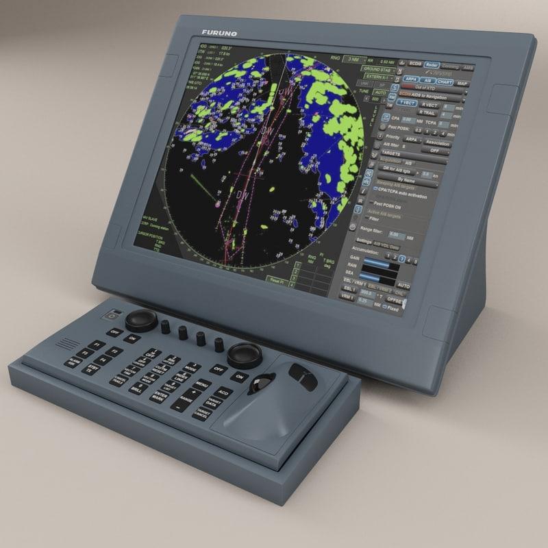 furuno ship radar