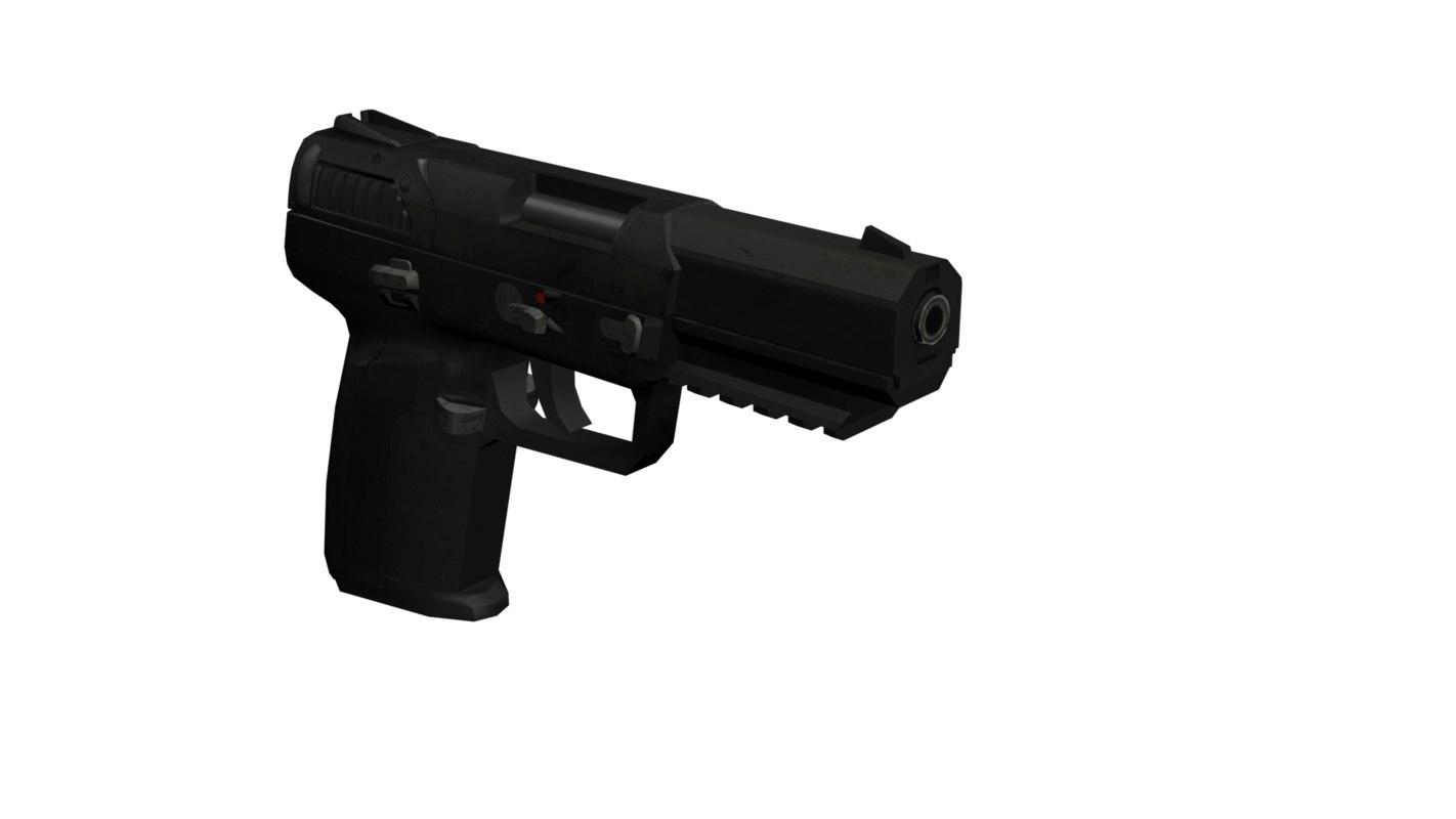 Beretta 3.5 mm