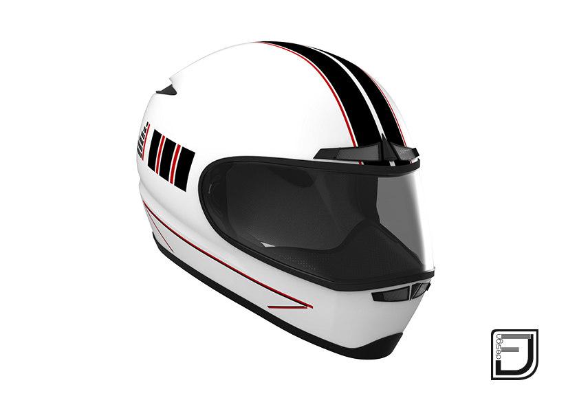 White Helmet H02