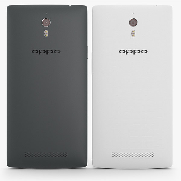 Oppo Find 7 - 7a Black And White