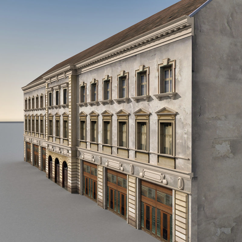 European Building 058