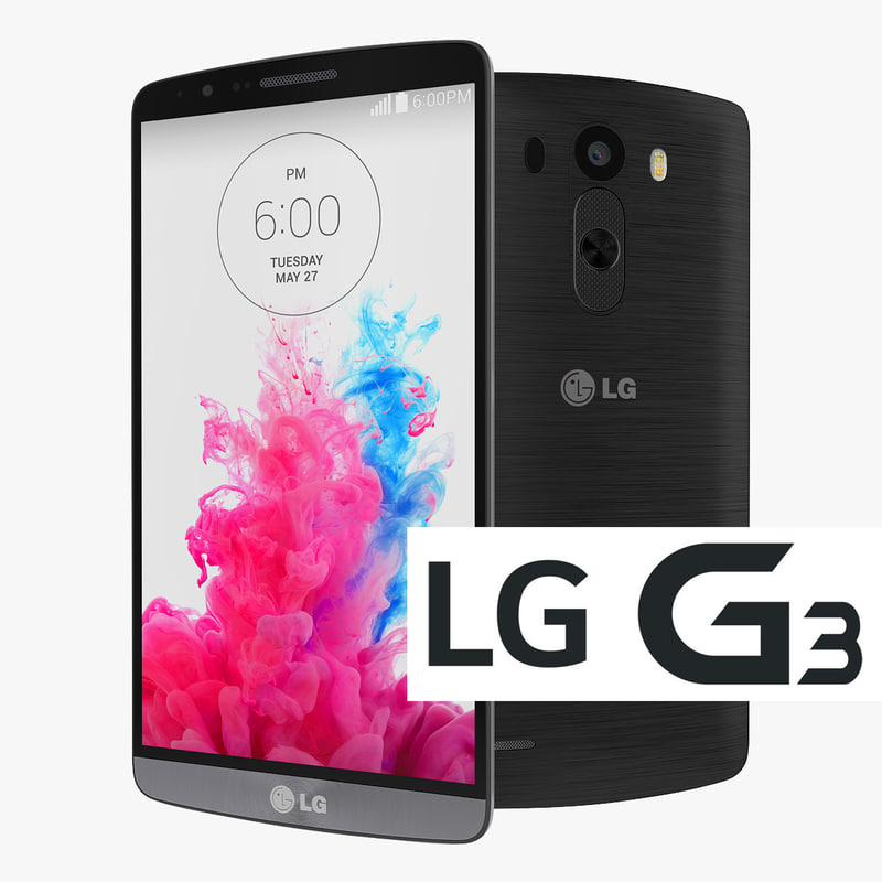 LG G3 New Flagship Smartphone