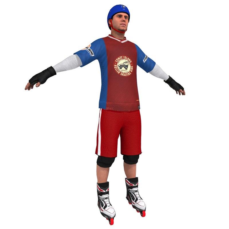 Roller Skater U1