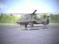 Boeing–Sikorsky RAH-66 Comanche 3D models