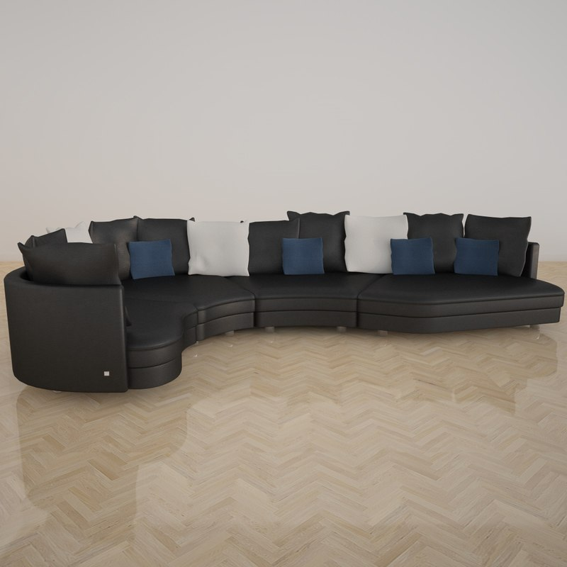 C4d rolf benz 4500 sofa for Rolf benz 4500