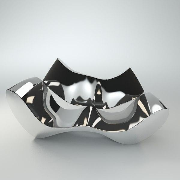 Sofa Europa by Ron Arad 3D Models