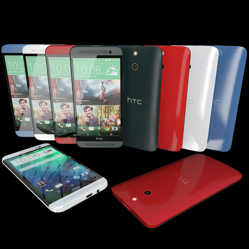 HTC ONE E8 All Colors