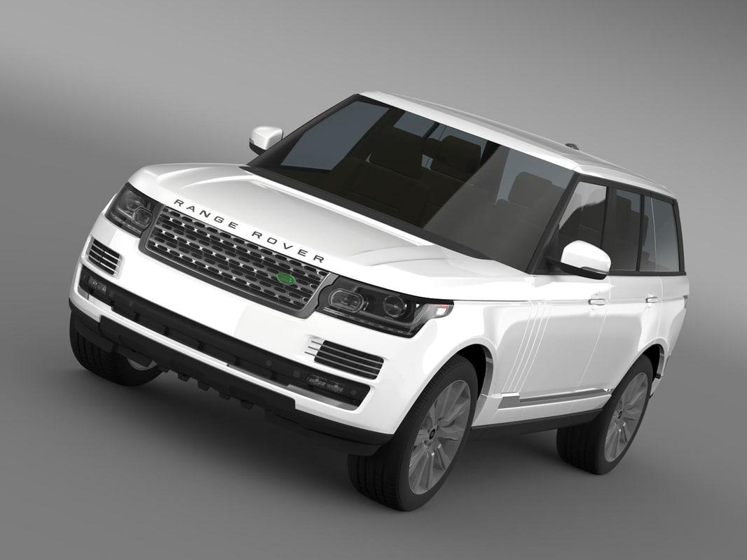 Range Rover Vogue SE SDV8 L405